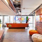 Op bezoek bij Google Nederland te Amsterdam