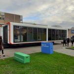 Digitale Werkplaats mobile van Google bij Windesheim